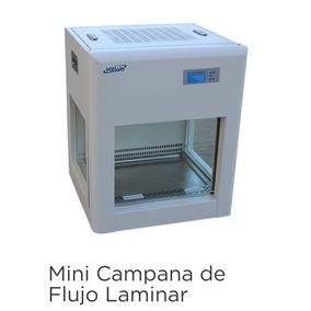 Mini Campana De Flujo Laminar Para Células Y Plasma