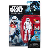 Star Wars Rogue One Figura Imperial Stormtrooper 3.75 Pulgad