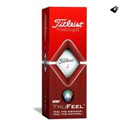 Golf Center Pelotas Titleist Trufeel Tubo X 3