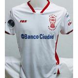 Camiseta Huracan Titular Tbs Copa Sudamericana 2017