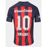 Camiseta San Lorenzo 2018 Nike Pipi Romagnoli 10