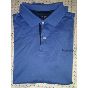 Camisa Xadrez Masculina Pierre Cardin - Camisas Masculinas Azul no ... a40196a5791e6