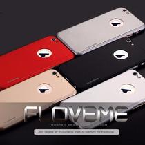 Funda Iphone 7 Y Plus 360 Con Cristal Templado Full Case