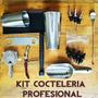 Kit Coctelería Profesional Bartenders Shaker Envío Gratis