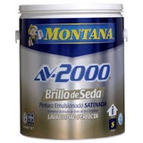 Pintura Av-2000 Montana. Brillo Seda-blanco