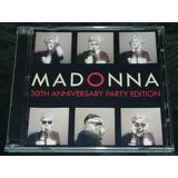 Cd Madonna 30th Anniversary Party Edition Nuevo Sellado