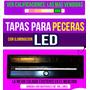 Tapa Para Pecera 100 X 30 Con Leds + Fuente 12v 1a