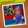 Dummy Figura Corpórea Tamaño Real 1mts Personalizadas