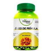 Óleo De Primula Fitoplant 60 Cápsulas 500mg Caixa 6 Unidades  Premiun