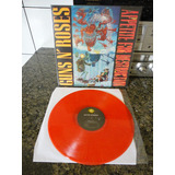Lp Guns N´roses - Appetite For Destruction (colorido)