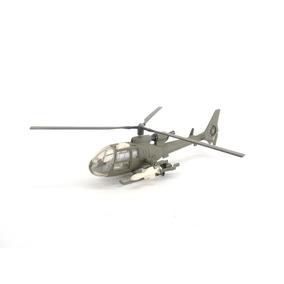 Helicóptero Militar Gazelle 1/55 Solido
