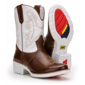 Bota Timberland Com A Sola Branca Masculino Botas - Calçados 7ff937a3020