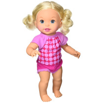 Little Mommy Bebita Interactiva Hora De Ir Al Baño