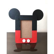 Mickey Mouse Portaretrato, Recuerdo, Invitacion.