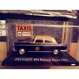 Peugeot 404. Taxis Del Mundo