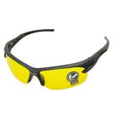Óculos Esportivo Visão Noturna Para Bike, Carro E Moto
