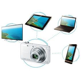 Câmera Digital Sony Cyber-shot Dsc-wx80, 16.2 Mp,wiifi 3d Fo
