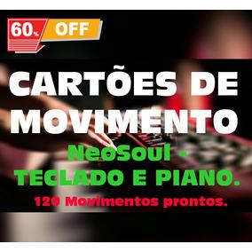 Cartões De Movimentos / Neo Soul Para Piano E Teclado