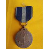 Medalha Serviço De Guerra Marinha Do Brasil