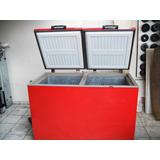 Freezer Prosdocimo 400litros 110 V De 2 Tampas