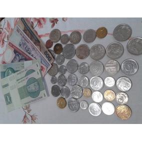 Dinheiro Antigo - Notas E Moedas