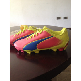 Zapatos De Futbol De Taco Nuevos Puma Talla 6 Usa