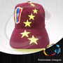 Gorras Vinotinto Fvf Estrellas Neon En Relieve Venezuela