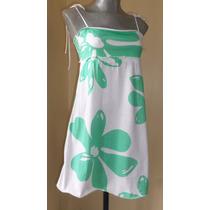 Mini Vestido Estilo Hawaiiano Talla Chica Envio Gratis