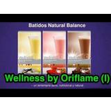 Batidos Wellness Oriflame Suplemento Alimenticio