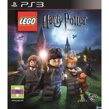 Juego Ps3 Lego Harry Potter Year 1-4 + Original + Sellado