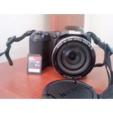Gran Oferta Navideña!! Camara Nikon L330 Coolpix + Juego Dj