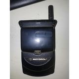 Celular Startac Motorola - Telefone Antigo - Não Funciona