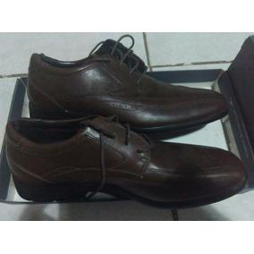 Zapatos Marrones Traje Clasicos Rockport