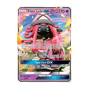 Pokémon Tcg: Tapu Lele Gx (60/145) Sm2 Guardiões Ascendentes