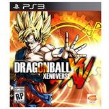 Juego Ps3 Namco Bandai Dragon Ball Xenoverse