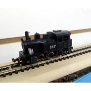 Locomotora Vapor 3 Ejes (sin Tender) - Escala N 1:160 Atlas
