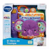 Libro Infantil El Libro Trompa Original Vtech