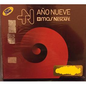 Mas Nescafe Año Nueve 3cd 1dvd Empo Electrónica Original New