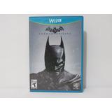 Batman: Arkham Origins Wii U ¡usado! En Tecno-gaming