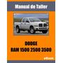 Manual Taller Dodge Ram 1500 2500 3500 Mecanica Automotriz