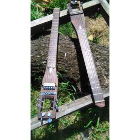 Anygig Guitarra Eléctrica Viaje 24 Trastes Luthier