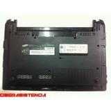 Carcasa Inferior Netbook Samsung N150 Plus Negro
