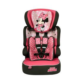 Cadeira Bebe Auto Disney Minnie Mouse 9 A 36 Kg