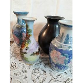 Floreros Porcelana Y Ceramica (ch) Se Vende El Lote