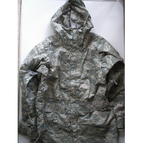 Chaqueta Militar Us Army Air Force Parka Impermeable Liner34