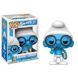 Funko Pop Brainy Smurf Mint
