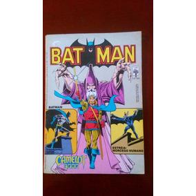 Hq Batman 8 1 Série Abril Formatinho 1985 Raro