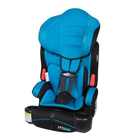 Baby Trend Hybrid Booster Asiento De Coche, Blue Moon