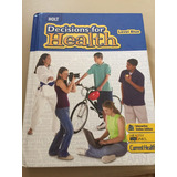 Libro Decisions For Health Level Blue