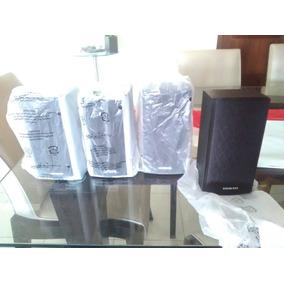 Conjunto Caixas De Som Onkyo Modelo Skr 590 130w 6ohms Novas